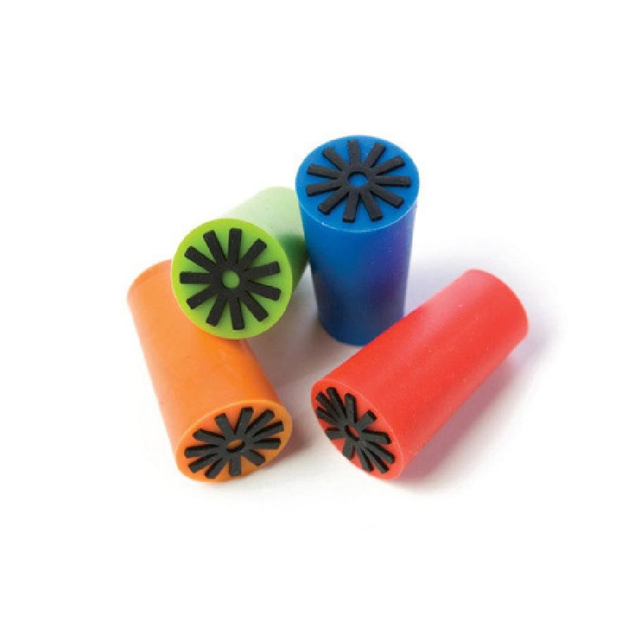 Starburst Silicone Bottle Stoppers