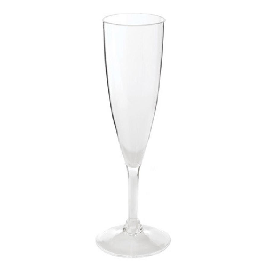 Hardy™ Acrylic Champagne Glasses