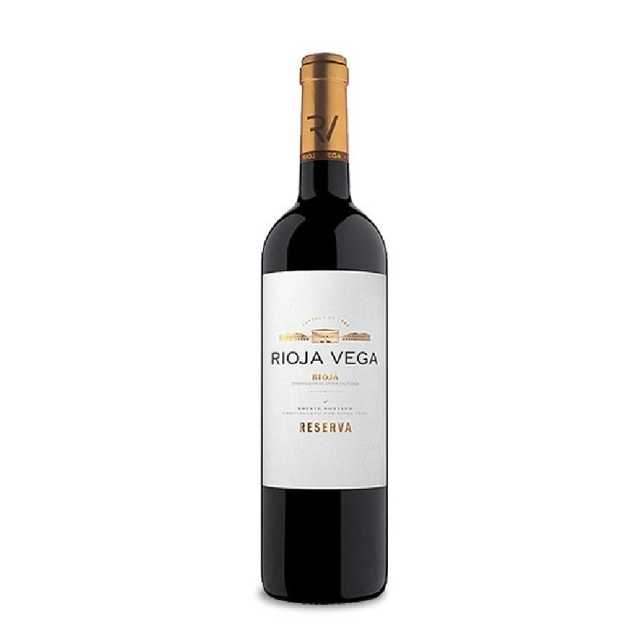 Rioja Reserva by Rioja Vega 2014