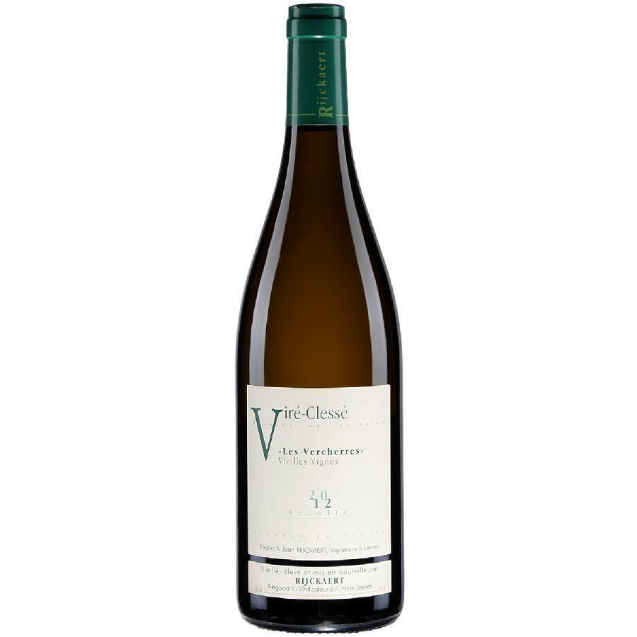 Viré-Clessé Les Vercherres Vieilles Vignes by Rijckaert 2018