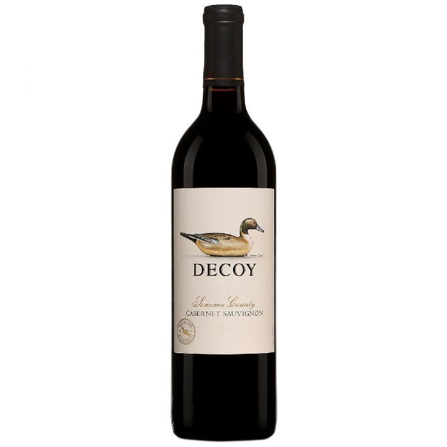 Decoy Cabernet Sauvignon Sonoma County by Duckhorn 2017