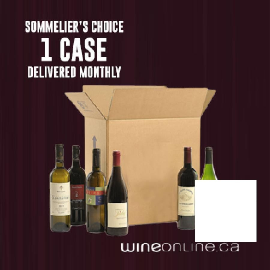 Sommelier's Choice Monthly  - 1 x Case