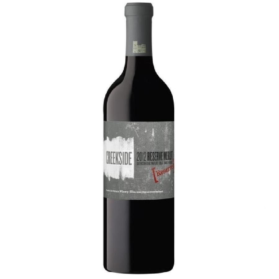 Reserve Merlot VQA by Creekside Estate 2012