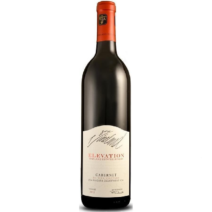 Elevation Cabernet VQA by Vineland Estates Winery 2012