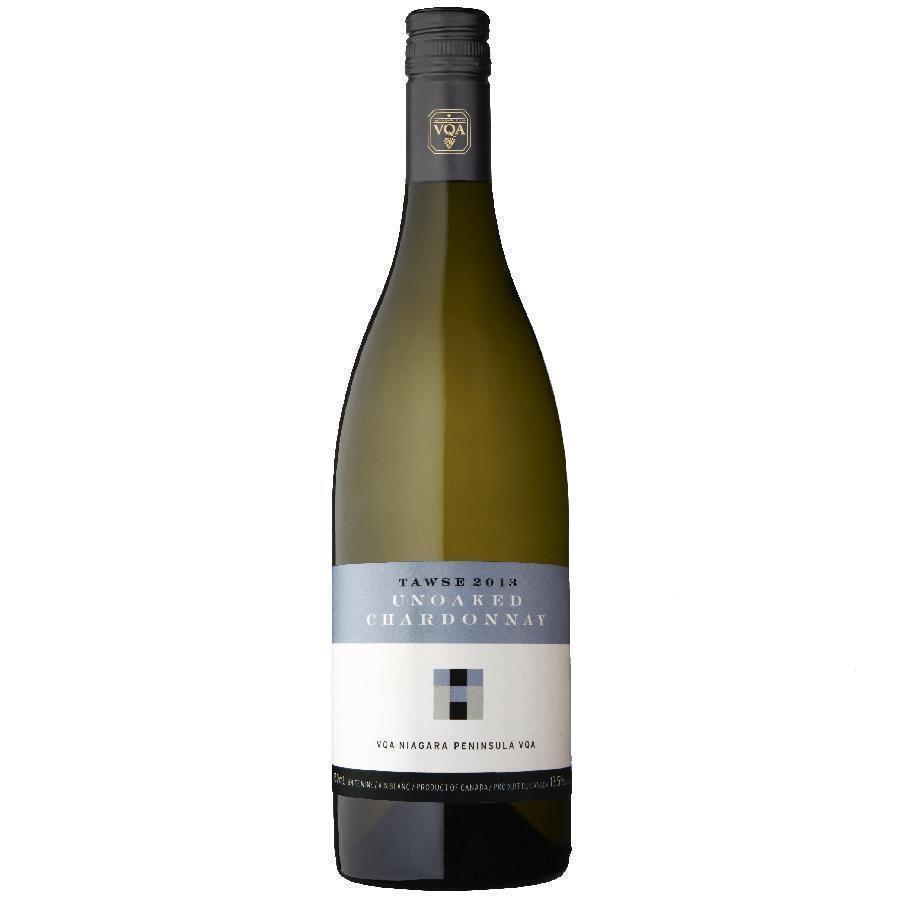 Unoaked Chardonnay VQA by Tawse Winery 2013