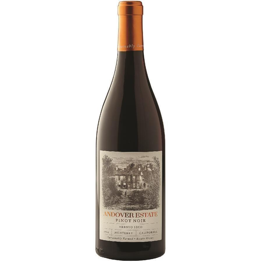 Pinot Noir Arroyo Seco Monterey by Andover Estate 2014
