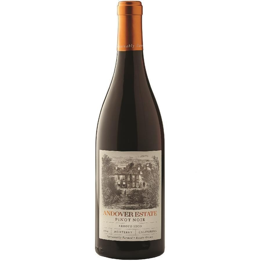 Pinot Noir Arroyo Seco Monterey by Andover Estate 2016