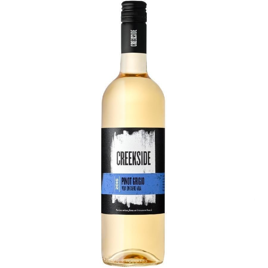 Pinot Grigio Estate VQA by Creekside Estate 2017