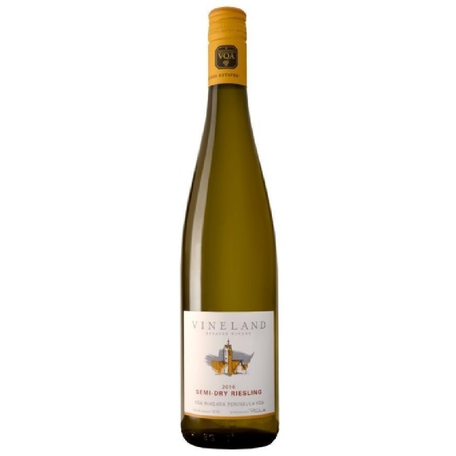 Riesling Semi Dry VQA by Vineland Estates Winery 2016