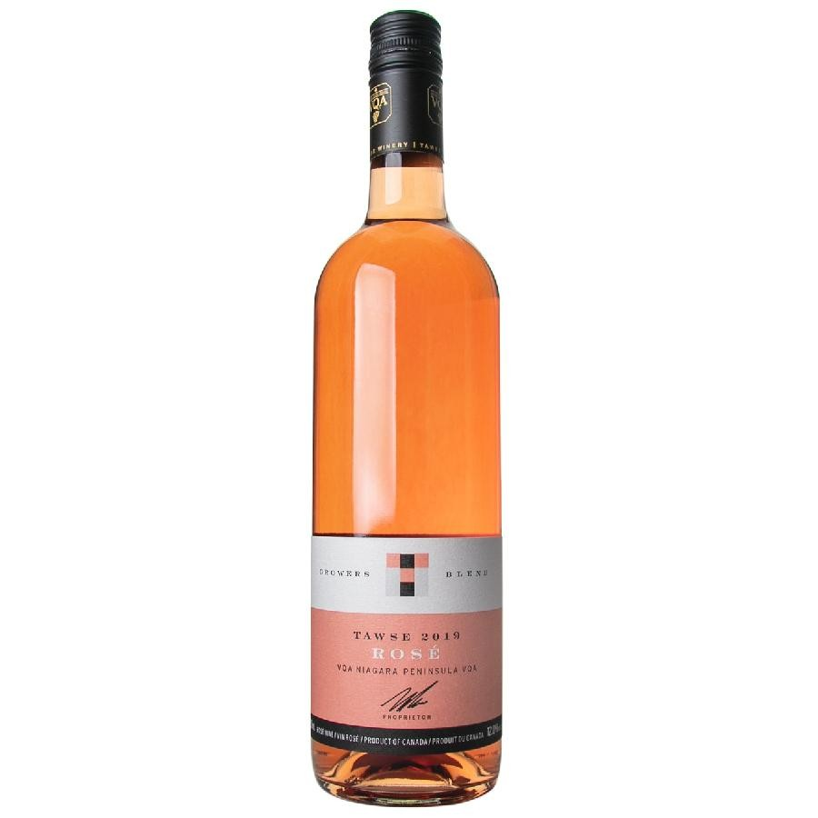 Grower's Blend Rose by Tawse Winery 2019