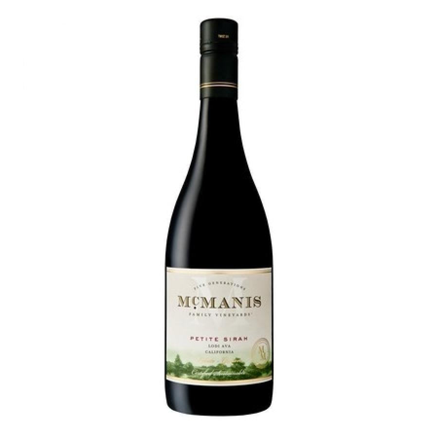 Petite Sirah by McManis Family Vineyards 2019