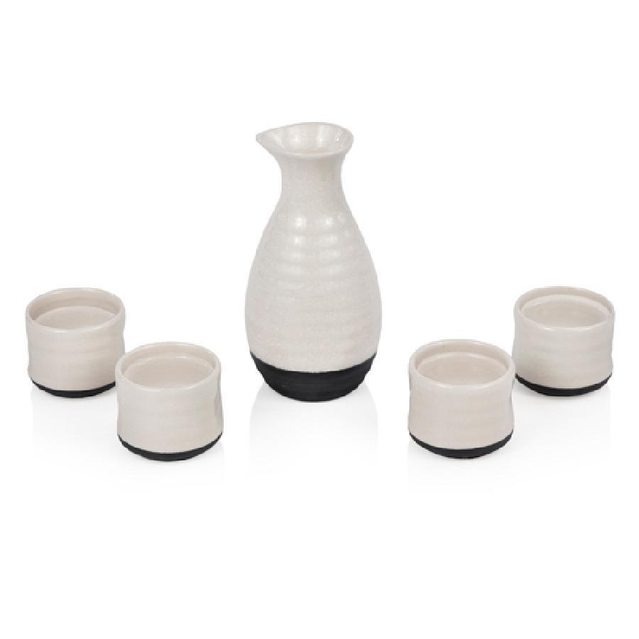 Fervor™ 5-Piece Sake Set