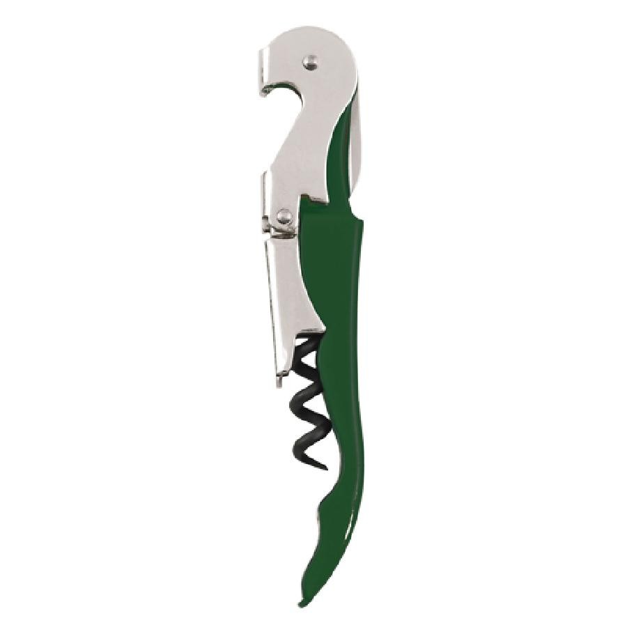 Truetap™ Green Double Hinged Waiter'S Corkscrew by True