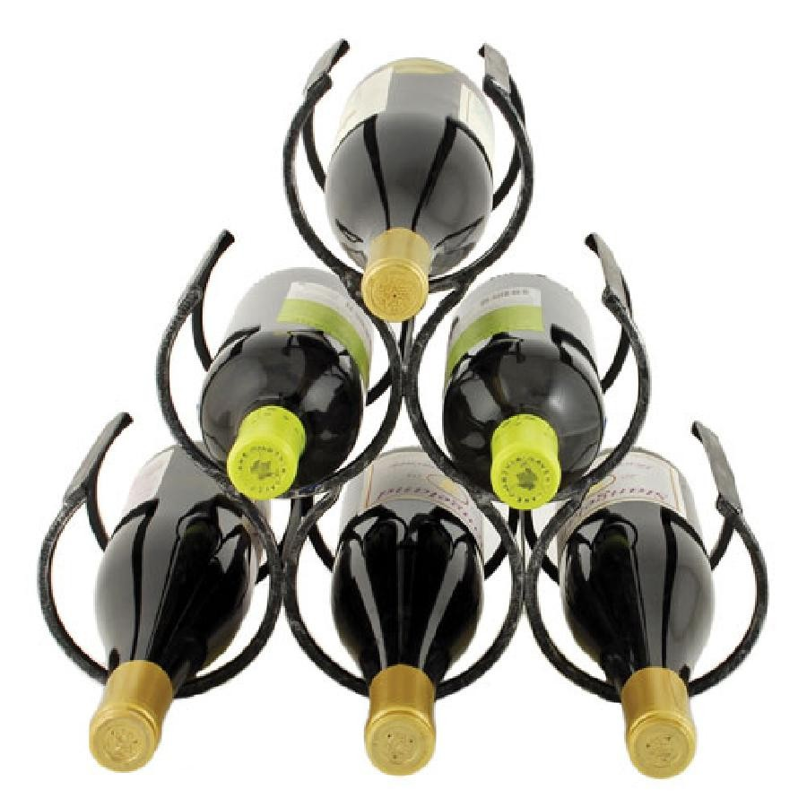 Country Home Wine Shrine Bottle Holder