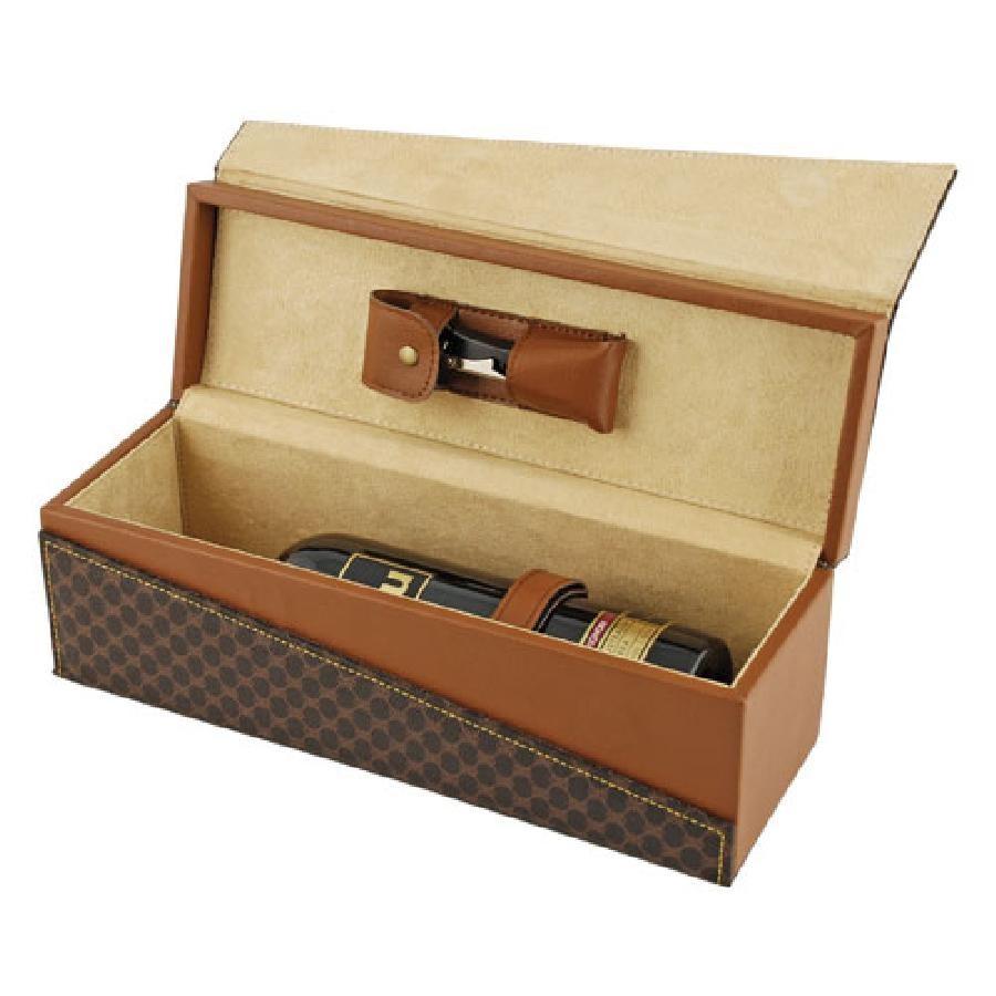 Madison Avenue Bottle Box by True