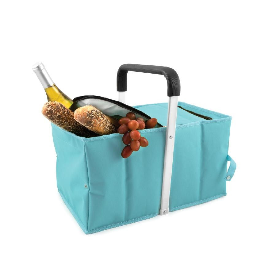 Accordion Cooling Carrier in Blue by True