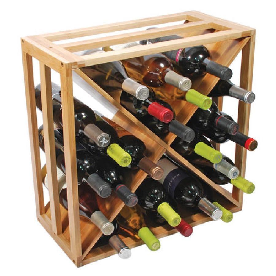 Crisscross Wine Rack by True