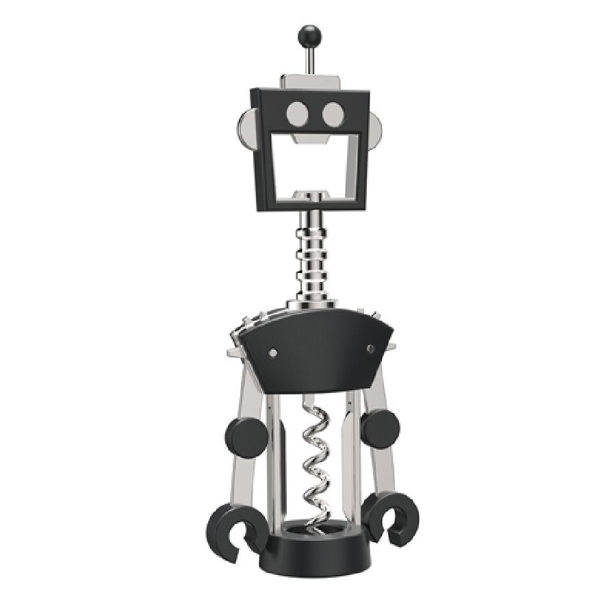 BottleBot™ Winged Corkscrew by TrueZoo