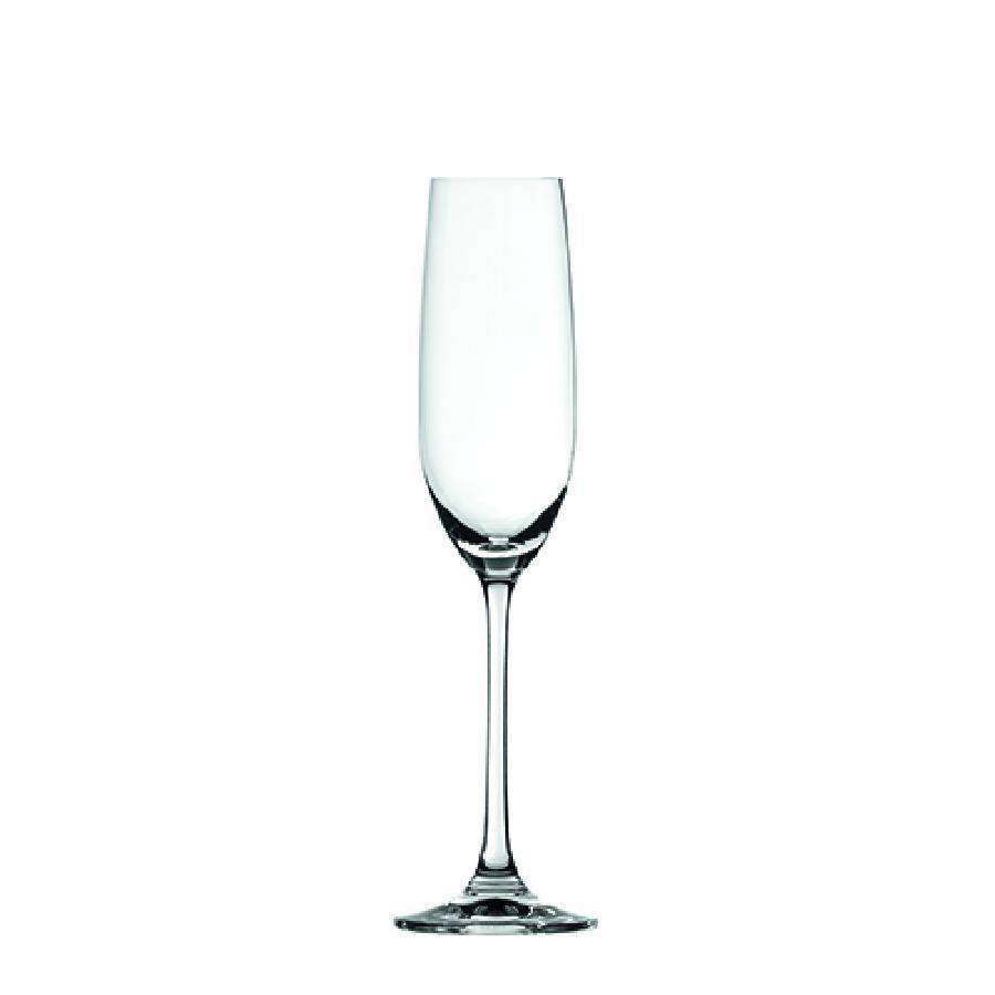 Spiegelau Salute 7.4 oz Champagne flute (set of 4)