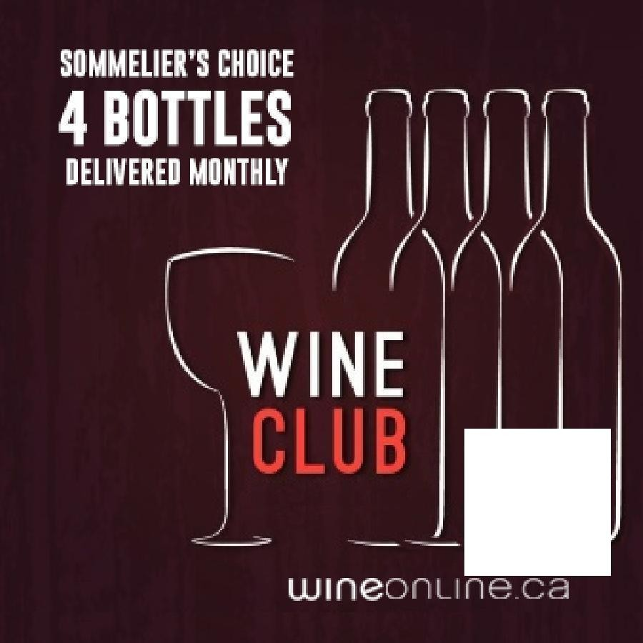 Sommelier's Choice Monthly  - 4 x Bottles