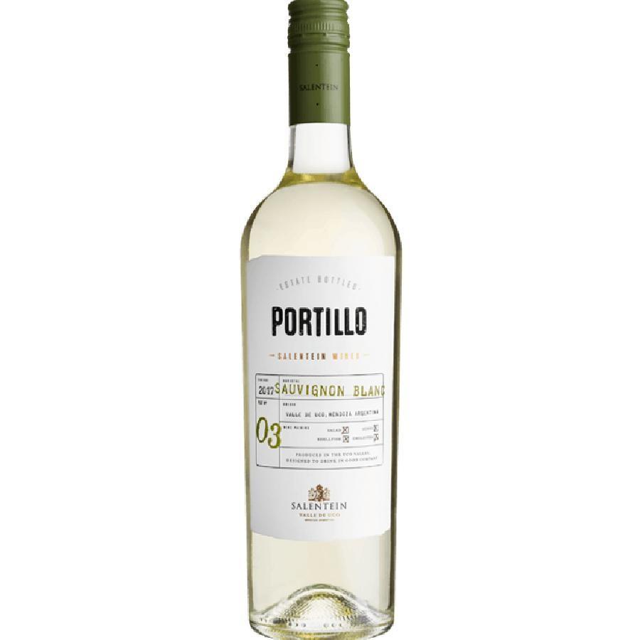 Portillo Sauvignon Blanc by Bodegas Salentein 2019