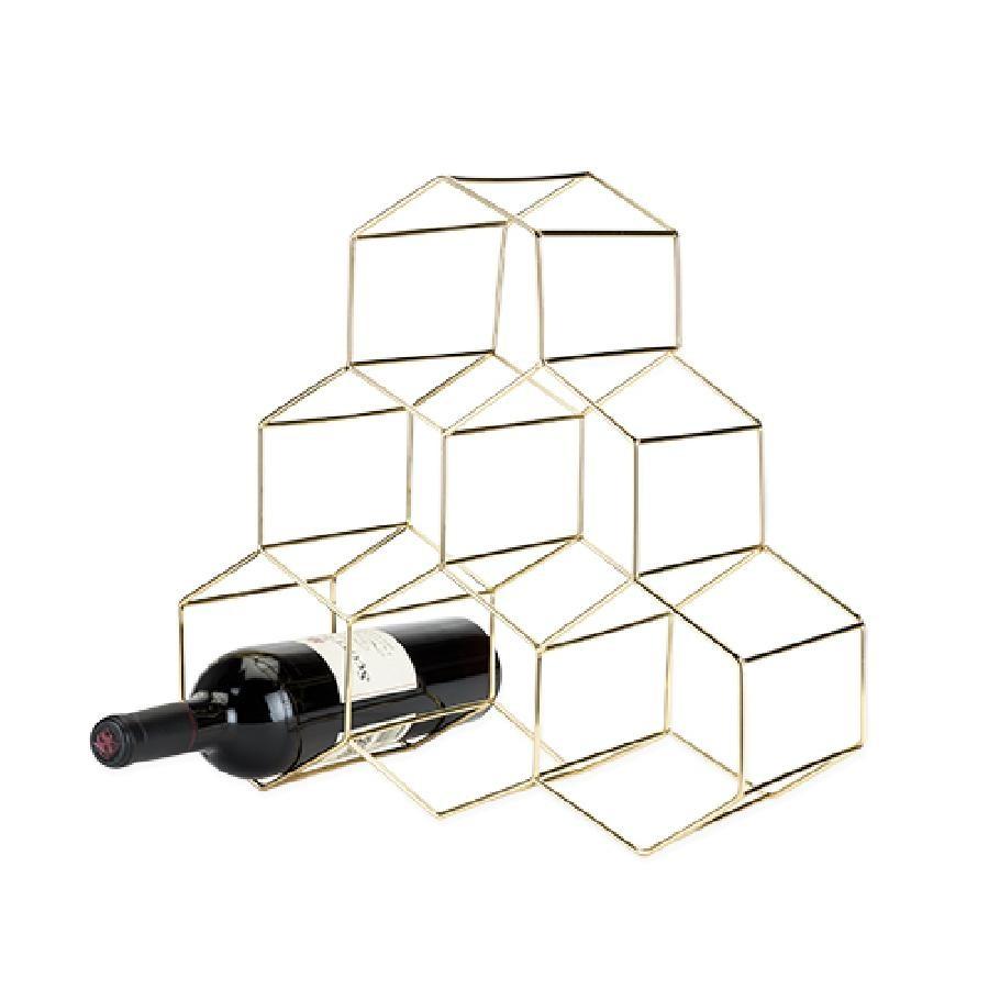 Belmont Geo Wine Rack (VISKI)