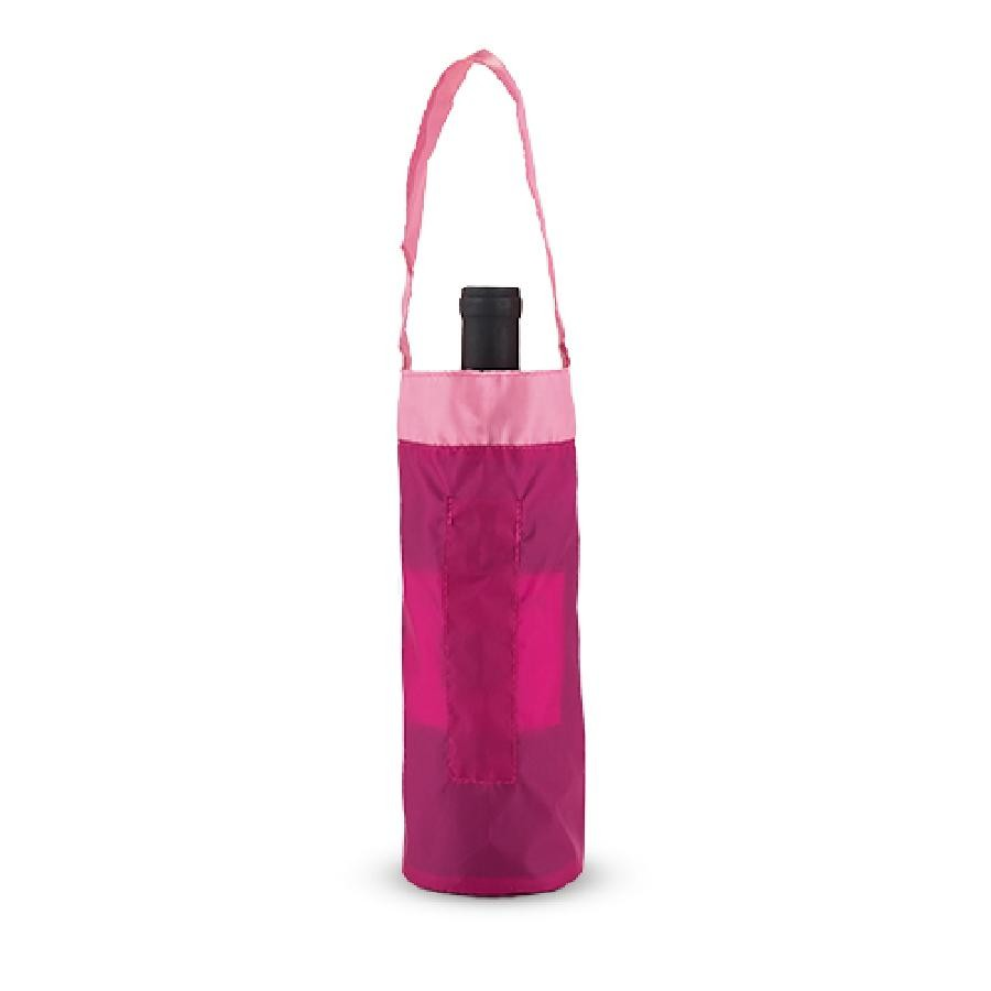 Trek Magenta Ripstop Nylon Wine Bag
