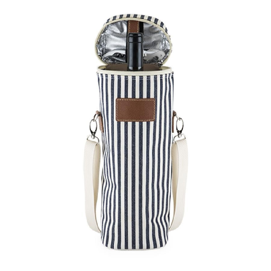 Seaside Insulated 1-Bottle Carrier by Twine