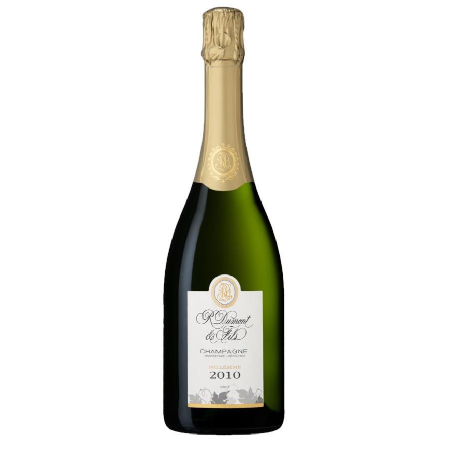 Champagne Brut Millesime by R. Dumont et Fils 2010