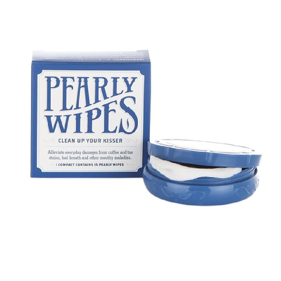 Pearly Wipes Compact