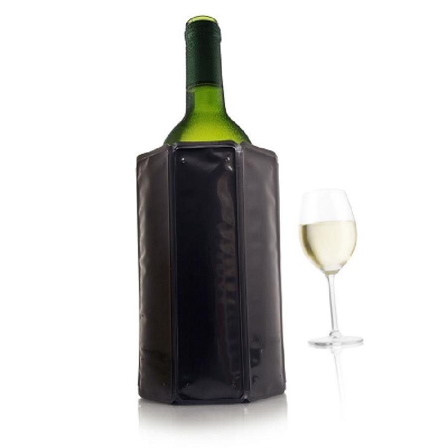 Vacu Vin Active Wine Chiller - Black