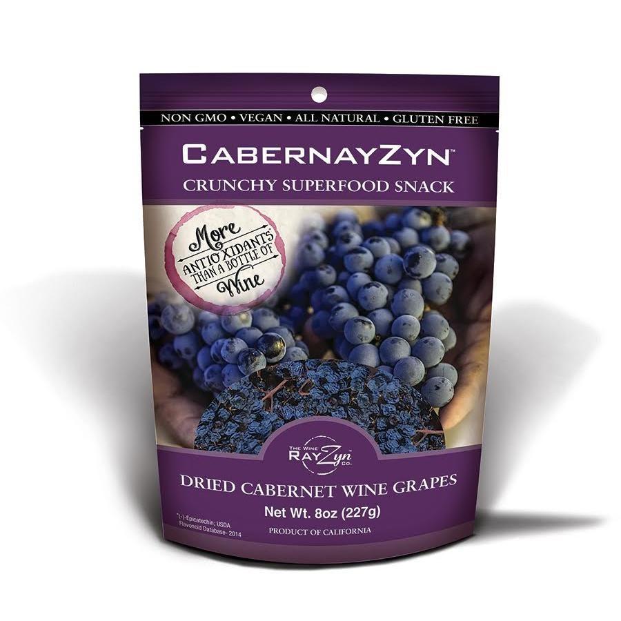 CabernayZyn dried Cabernet grapes (8 oz)