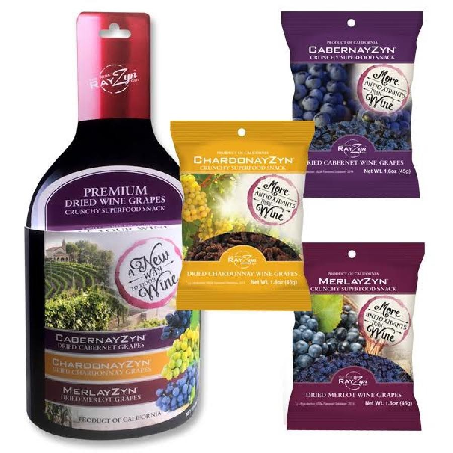 Wine RayZyn Gourmet Trio Pack (1.6 oz)