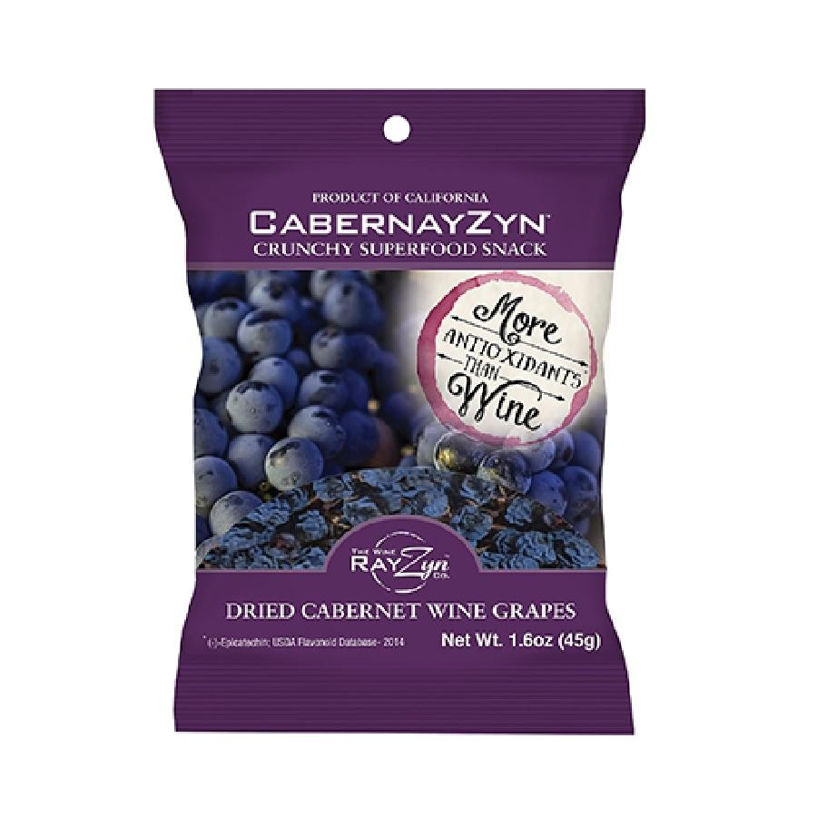 CabernayZyn Dried Cabernet Grapes (1.6 oz)