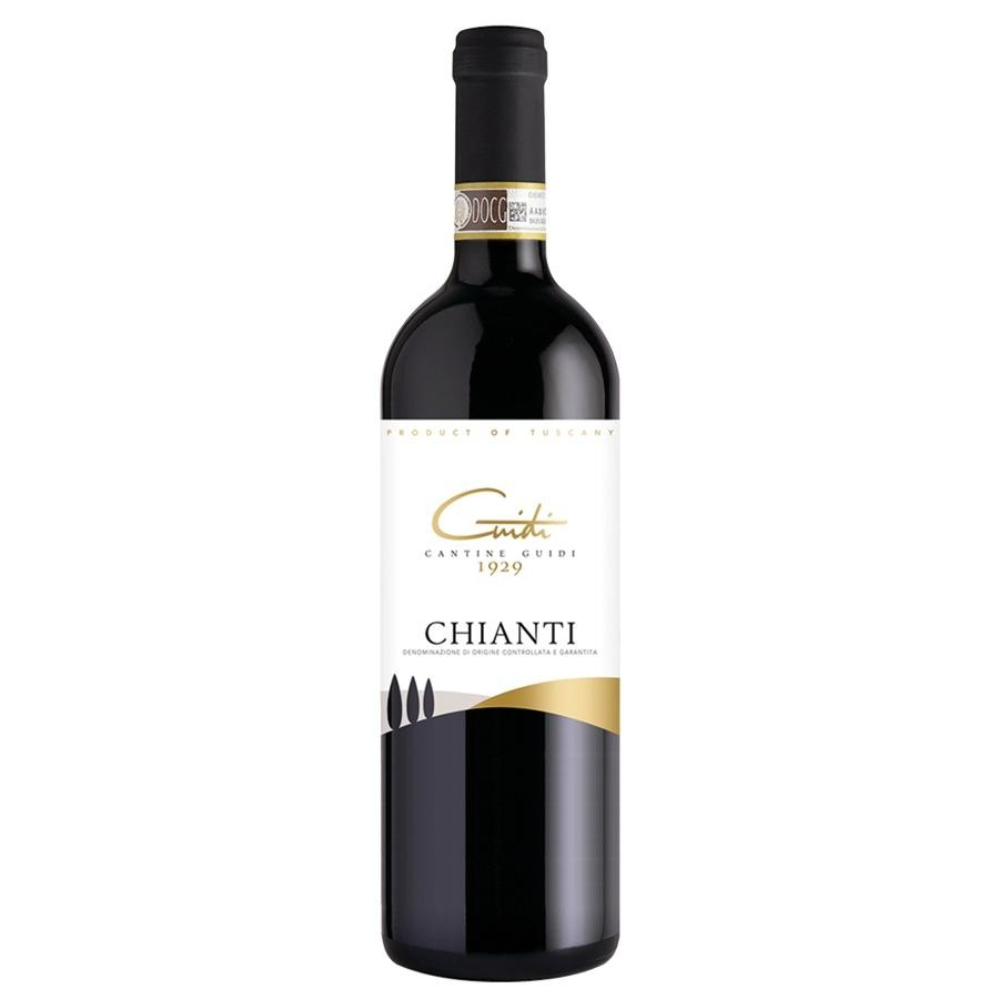 Chianti DOCG by Cantine Guidi 2018