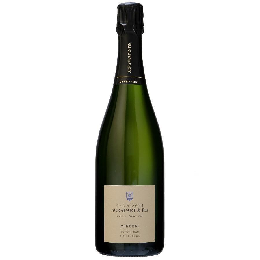 Champagne Minéral Extra Brut Blanc de Blancs Grand Cru by Agrapart & Fils 2007