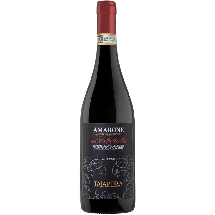 Amarone della Valpolicella DOCG by Tajapiera 2015 - Case of 6