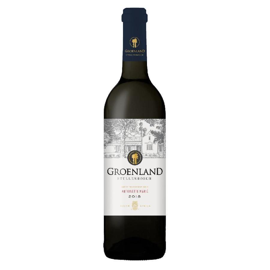 Antoinette Marie Classic Stellenbosch by Groenland Wines 2018