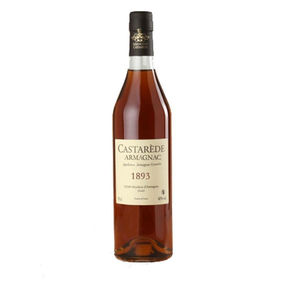 Armagnac Castarède Vintage 1893 (700ml)