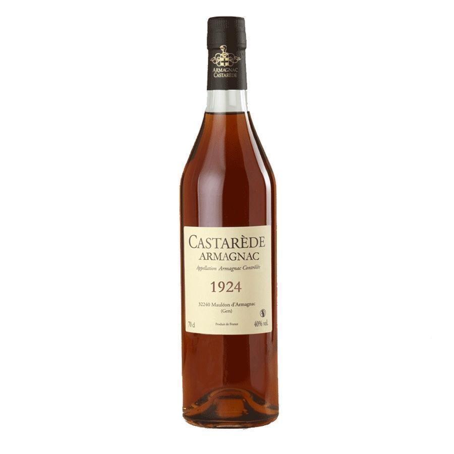 Armagnac Castarède Vintage 1924 (700ml)