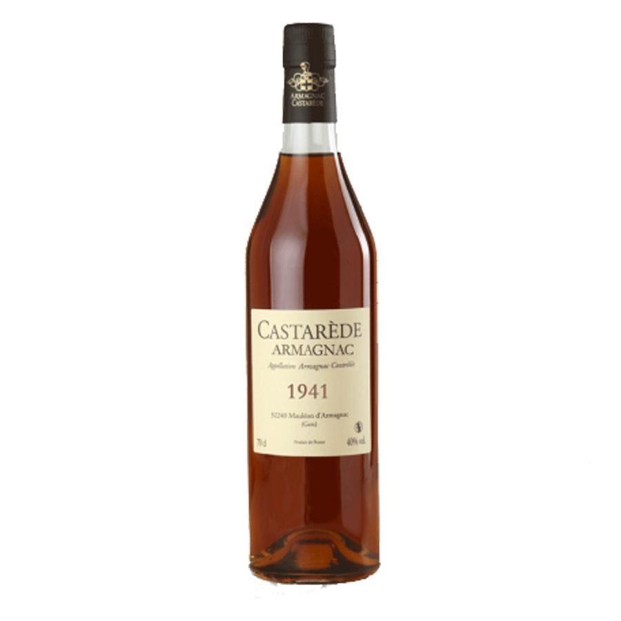 Armagnac Castarède Vintage 1941 (700ml)