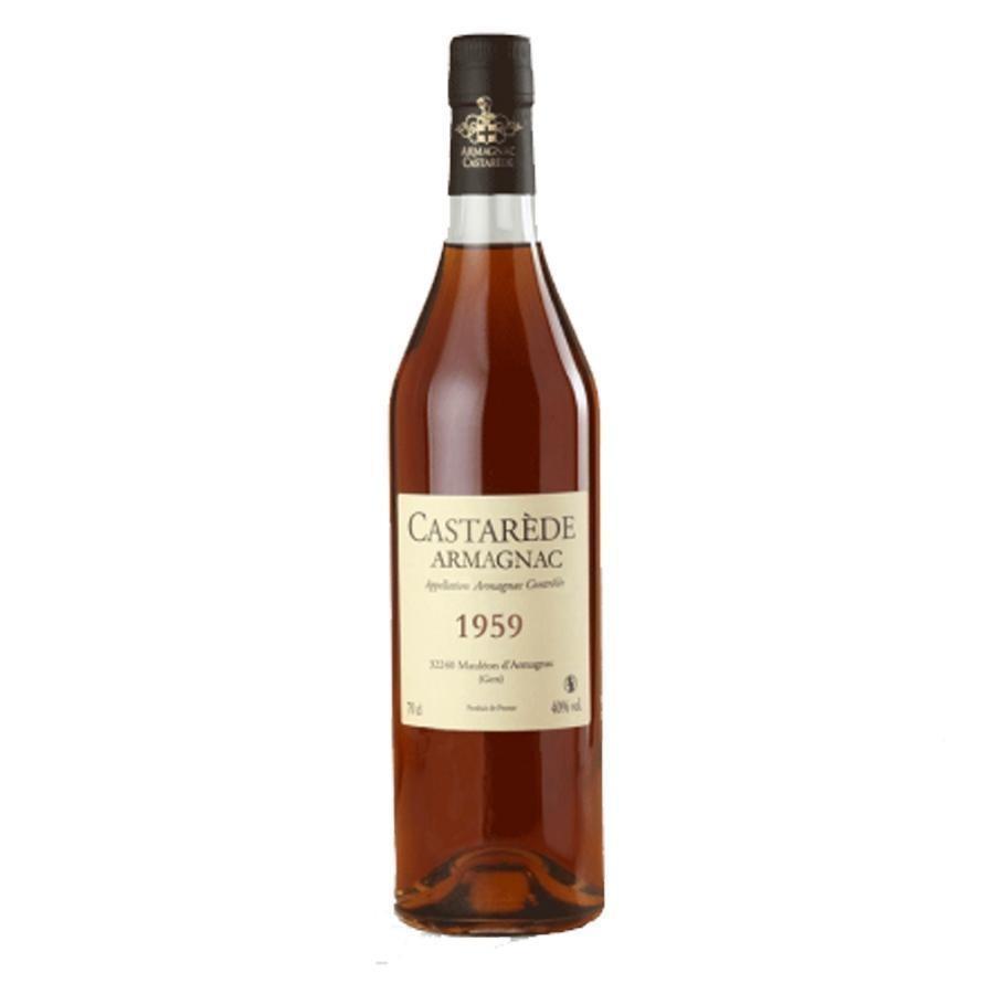 Armagnac Castarède Vintage 1959 (700ml)