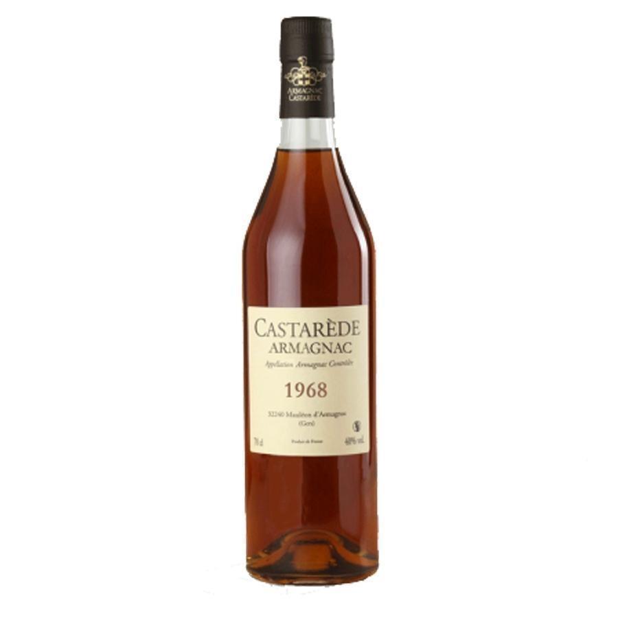 Armagnac Castarède Vintage 1968 (700ml)