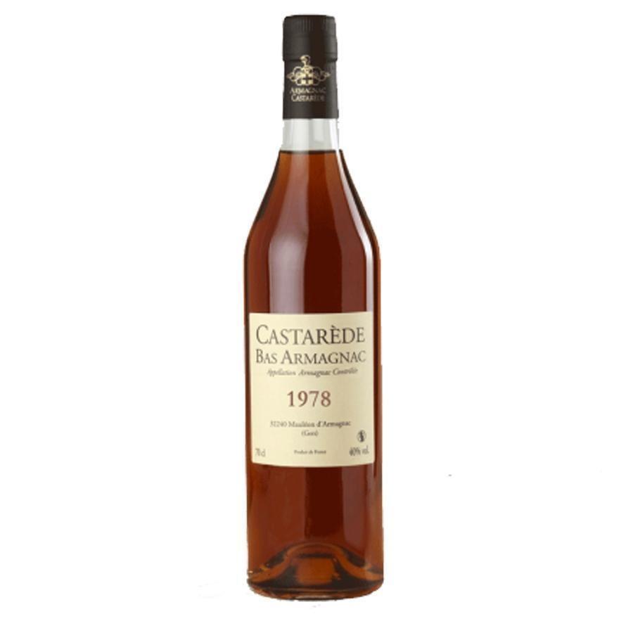 Armagnac Castarède Vintage 1978 (700ml)