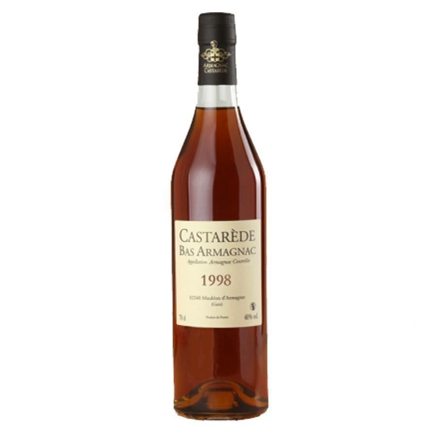 Armagnac Castarède Vintage 1998 (700ml)