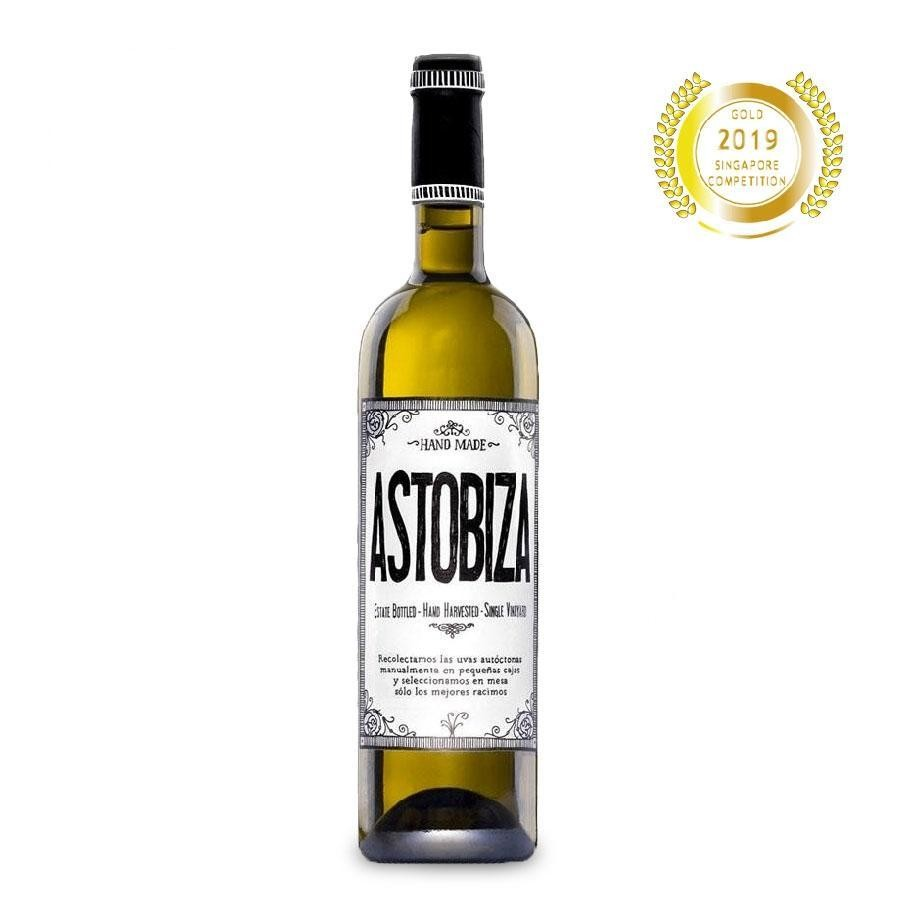 Astobiza Single Vineyard by Bodegas Astobiza 2018
