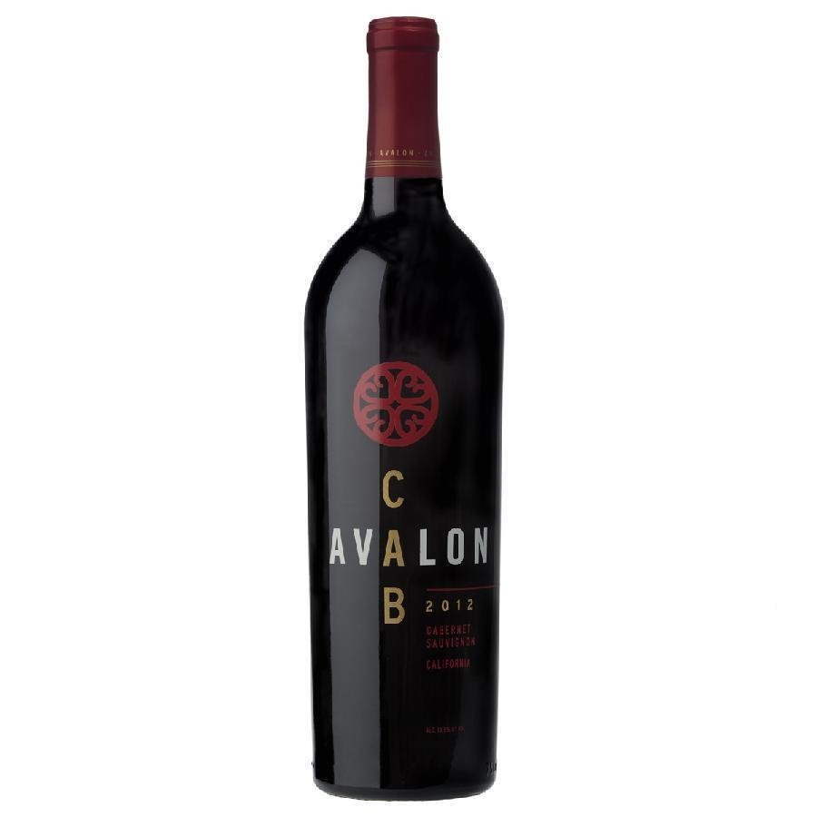 California Cabernet Sauvignon by Avalon 2015