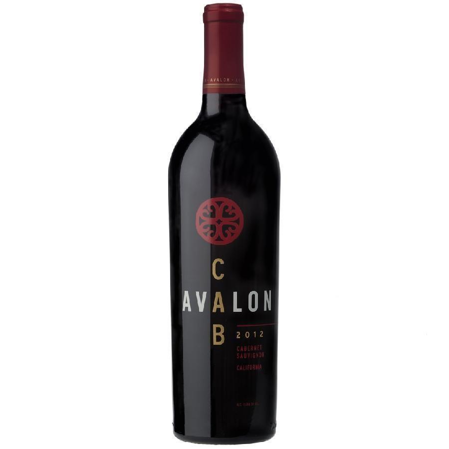 Cabernet Sauvignon California by Avalon Winery 2012