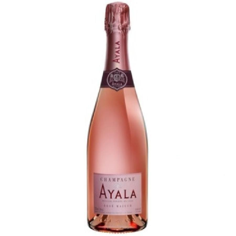 Champagne Brut Majeur Rosé by Ayala