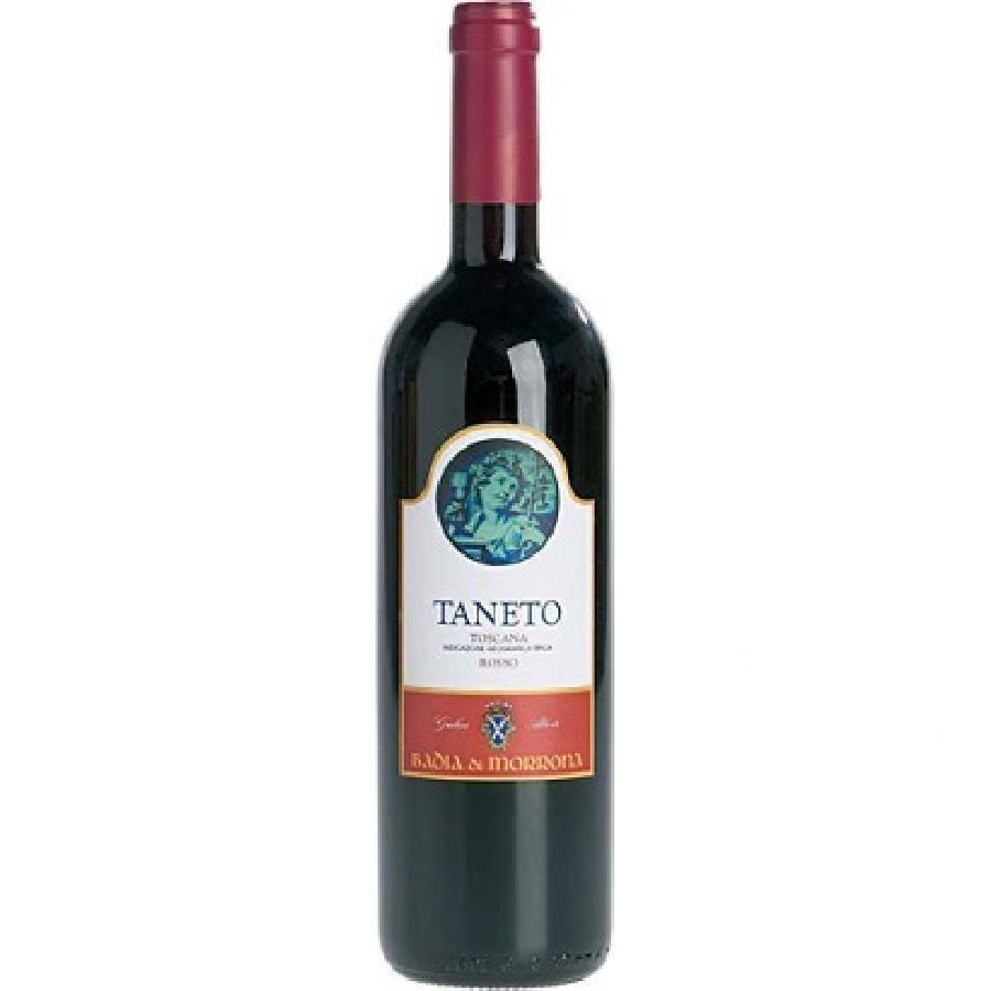 Taneto IGT Toscana by Badia di Morrona 2011